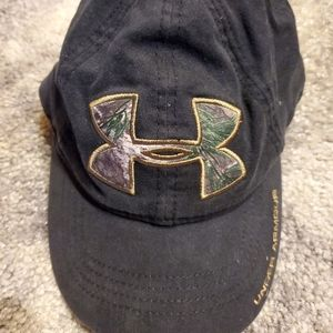 Under Armour Camouflage Letter Hat